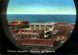 PANORAMA  DAL CAMPANILE C S.C.  TG