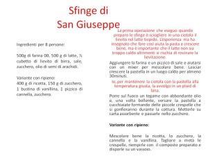 Sfinge di San Giuseppe